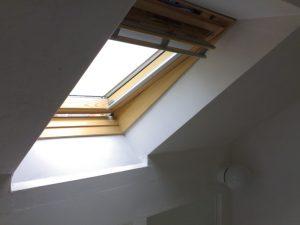 La fenêtre de toit, un élément important pour l'isolation