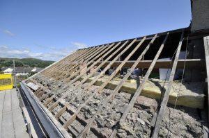 Isolation du toit à 1 euro et performances énergétiques