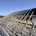 Type d'isolation de toit et confort thermique d'une maison